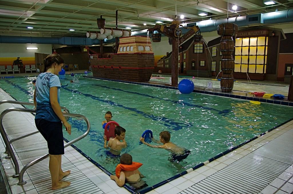 Weyerhaeuser King County Aquatic Center King County