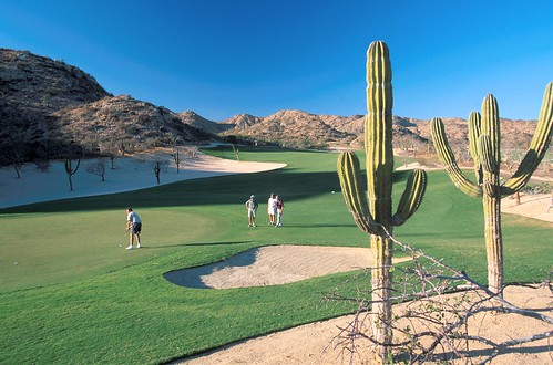 El Dorado Golf Course near Cabo San Lucas in Baja California Sur