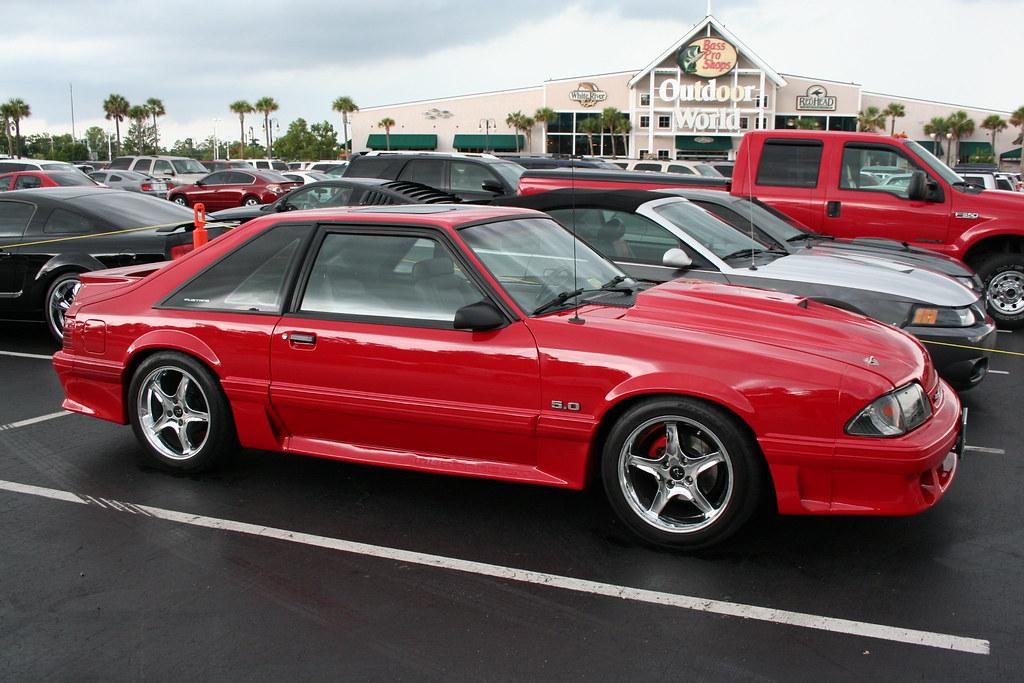 Red Fox body Mustang GT 5.0 | Charlie J | Flickr