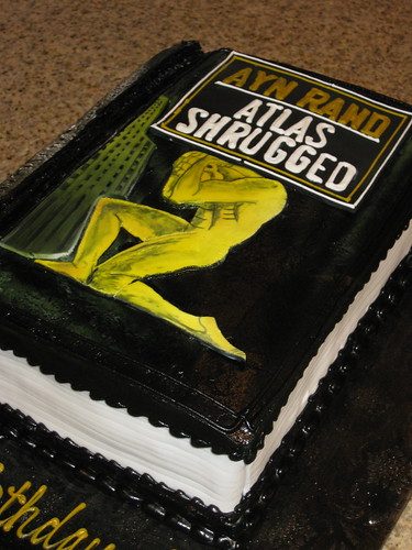 Atlas Shrugged Cake - The Sugar Me Bakery | by Bagel Me!