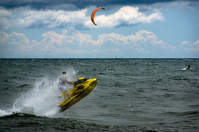 Sylvan Beach Jet Ski Rental