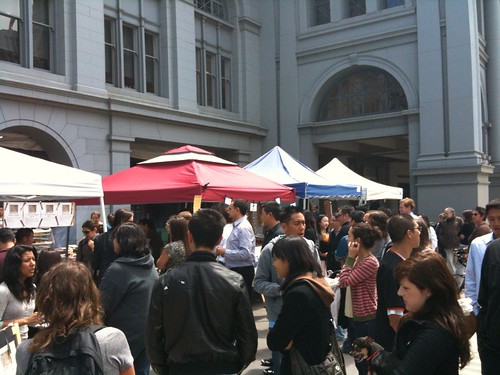 Ferry Plaza Thursday Lunch | by Alex Hochman