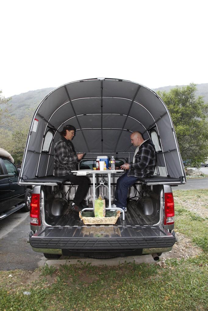 us truck tent 050 al stabile flickr. Black Bedroom Furniture Sets. Home Design Ideas