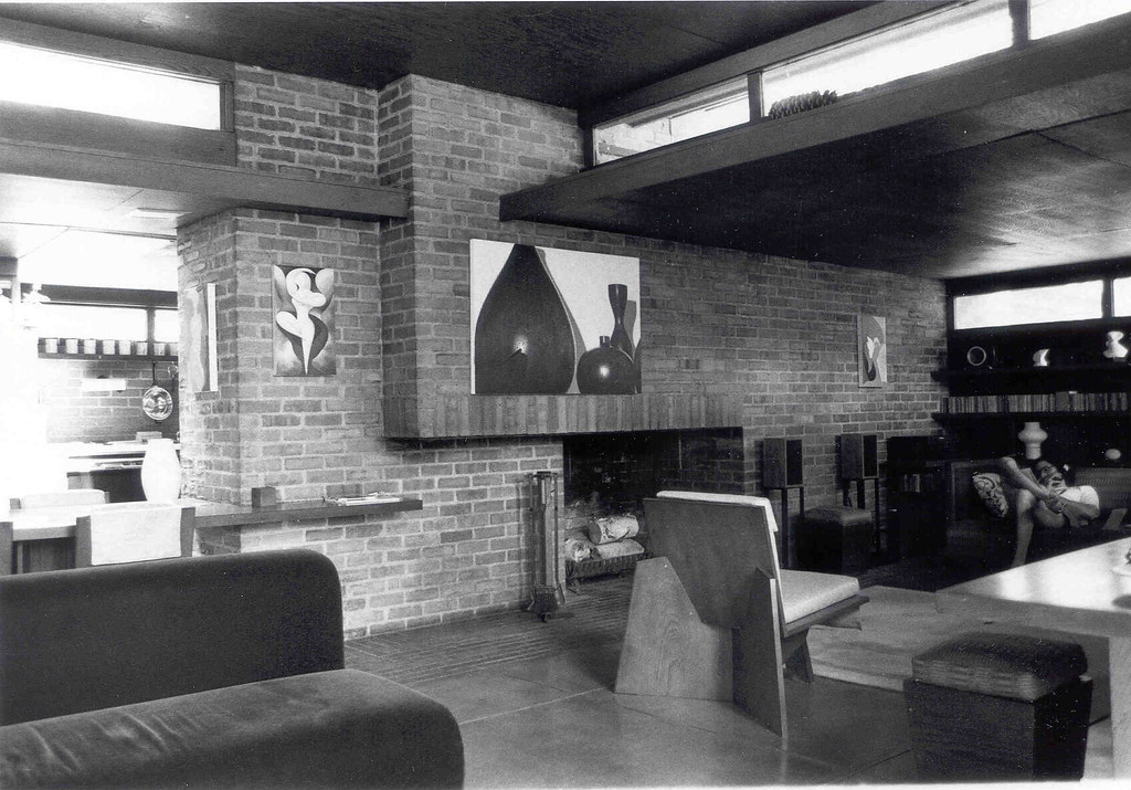 Goetsch-Winckler House (1940) Frank Lloyd Wright ...