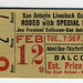 Mel Tillis at San Antonio Stock Show & Rodeo 1980
