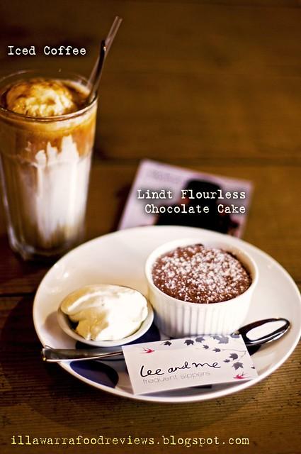 Flourless White Chocolate Mud Cake