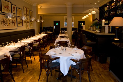 Brompton Bar & Grill - Tables 2 | by ZagatBuzz