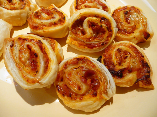 Pizza Pinwheels Marks 30th Anges 30th And Rubys 2nd