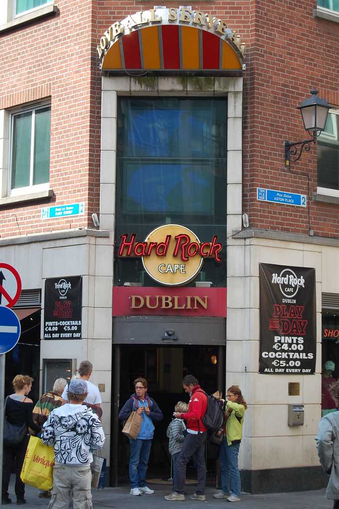 Dublin Hard Rock Cafe