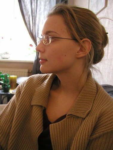 A girl with glasses 9 part 2 9