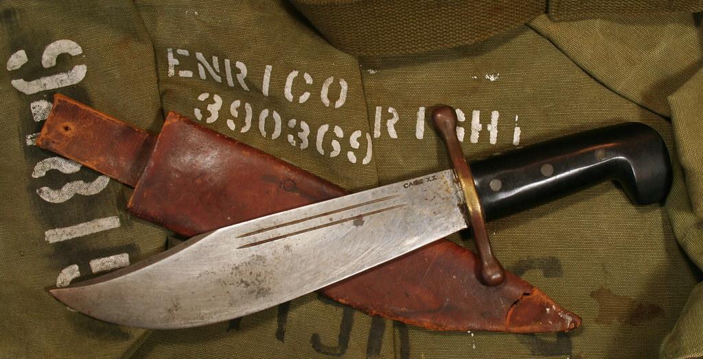 Us Military Case Xx V 24 Knife Ww2 6664c Case Xx V 24