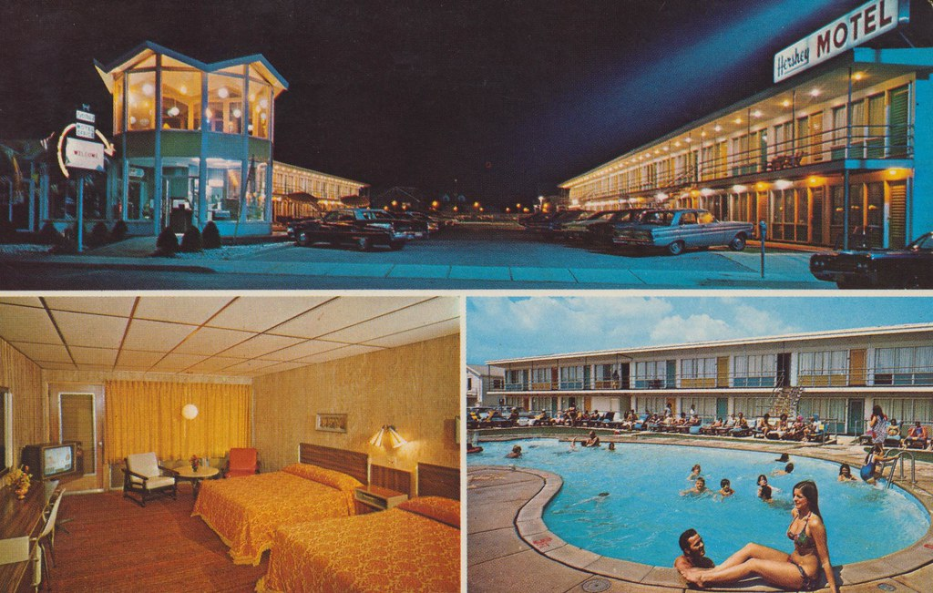Hershey Motel Seaside Heights New Jersey 1415