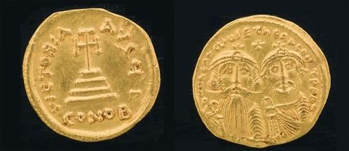 Heraclius (Herakleios), 610–641 The most epic of the Byzantine beards
