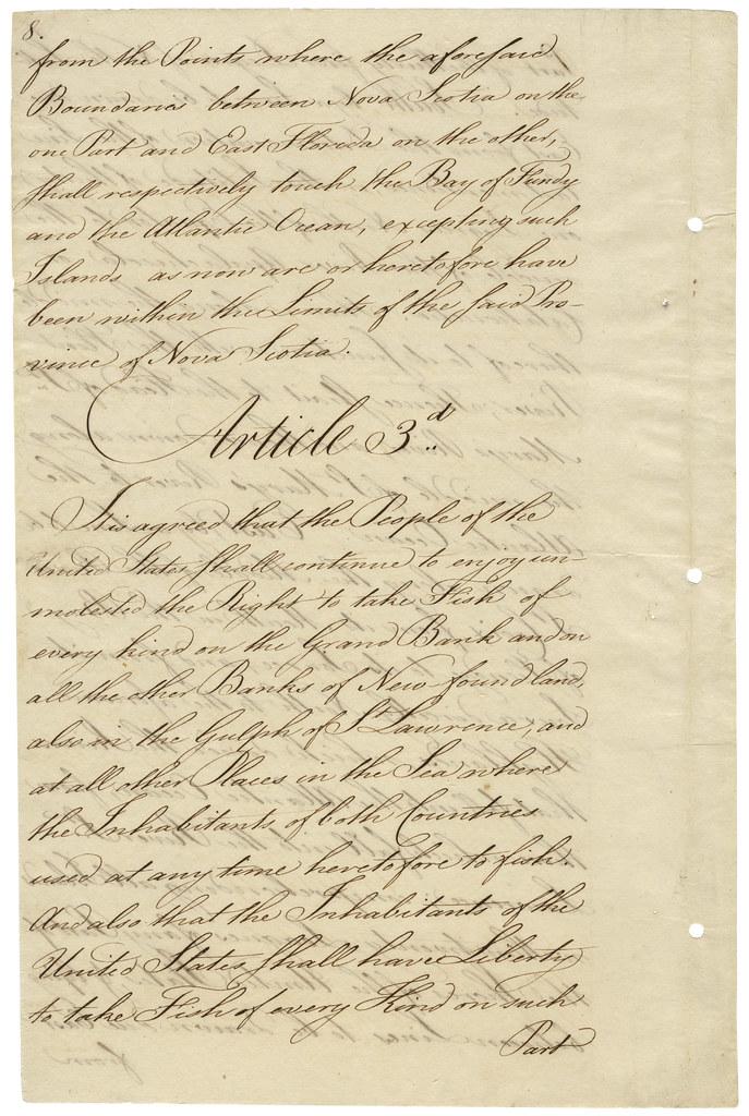 Treaty Of Paris Page Original Caption Treaty Of Paris Flickr - Treaty of paris map