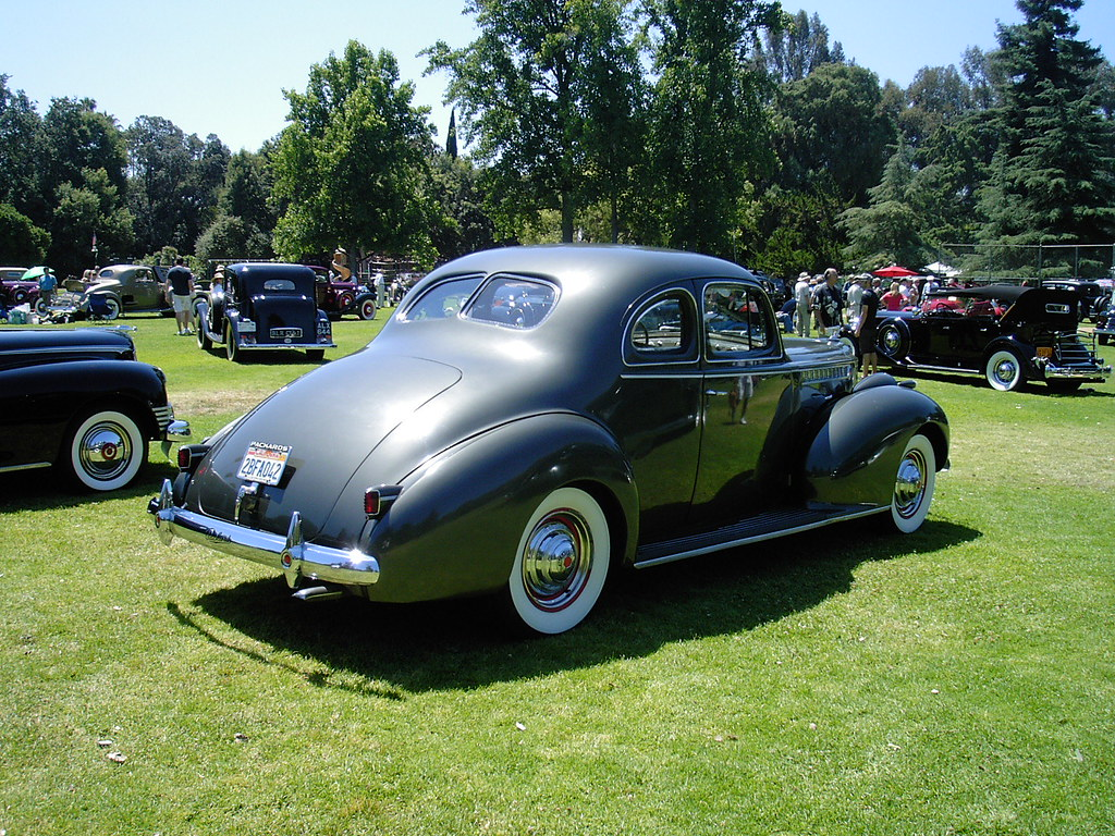 1940 Packard 160 Coupe | Steve Sexton | Flickr