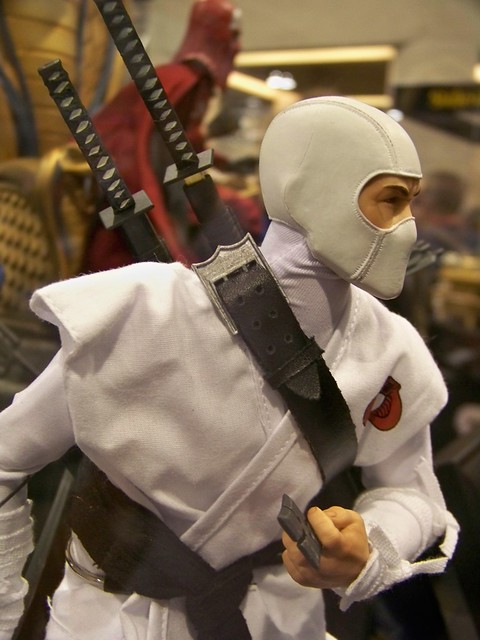 ... Storm Shadow statue at the Sideshow Collectibles booth at San Diego Comic-Con International | & Storm Shadow statue at the Sideshow Collectibles booth at u2026 | Flickr