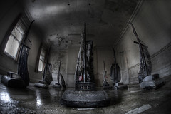 west park abandoned asylum | by andre govia.