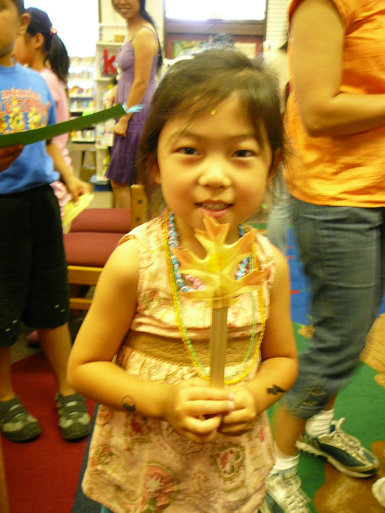 Crafts Summer Reading Program
