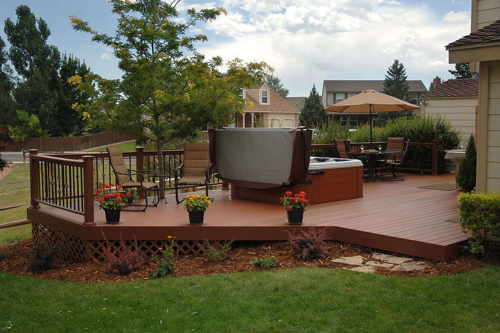 Farmhouse Patio Ideas Backyards