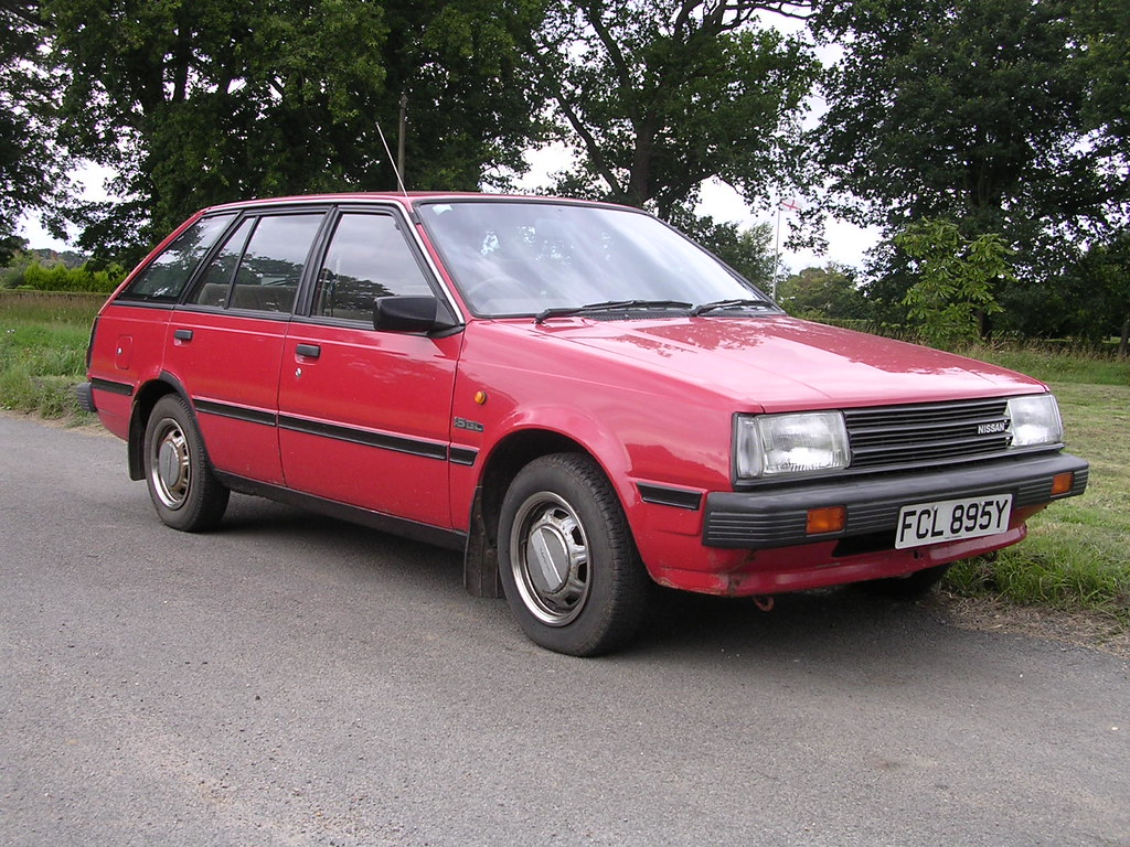 1983 Datsun Sunny 1.5GL estate (B11) | Bought for £25, but ...