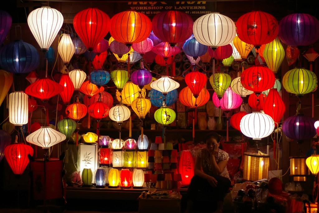 Paper Lanterns Party Decorations