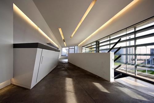 Vitra Fire Station Designed By Zaha Hadid Weil Am Rhein