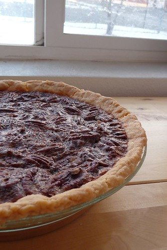 Maple Pecan Pie | by Kitchen Mouse