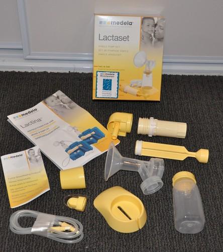 Medela Lactaset 2 In 1 Pump Set Breastpump - 5500  Flickr-6610