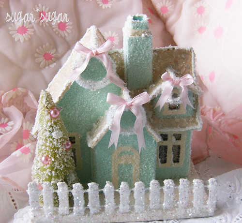 my favorite christmas cottage | by ♥Sugar*Sugar♥