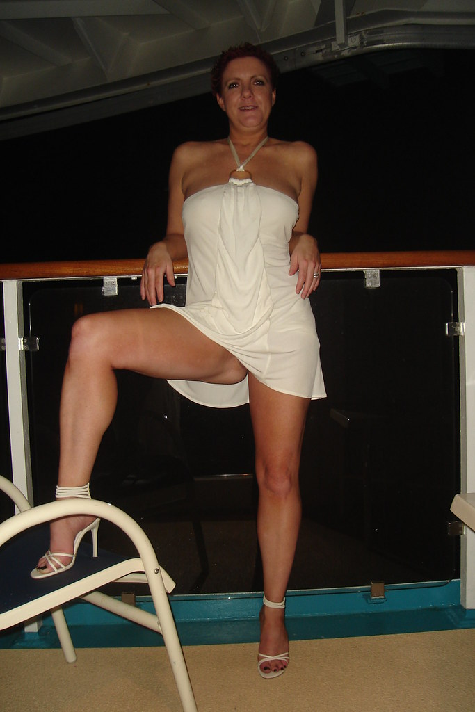 Angelic In White  My Beautiful Hot Wife Has The Most -9753