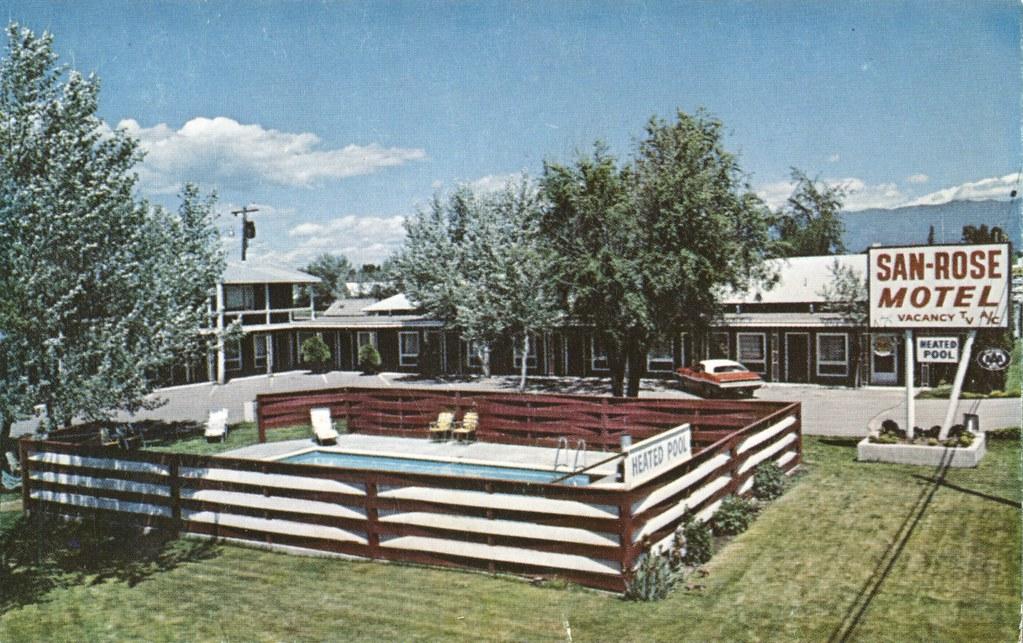 San-Rose Motel - Kalispell, Montana