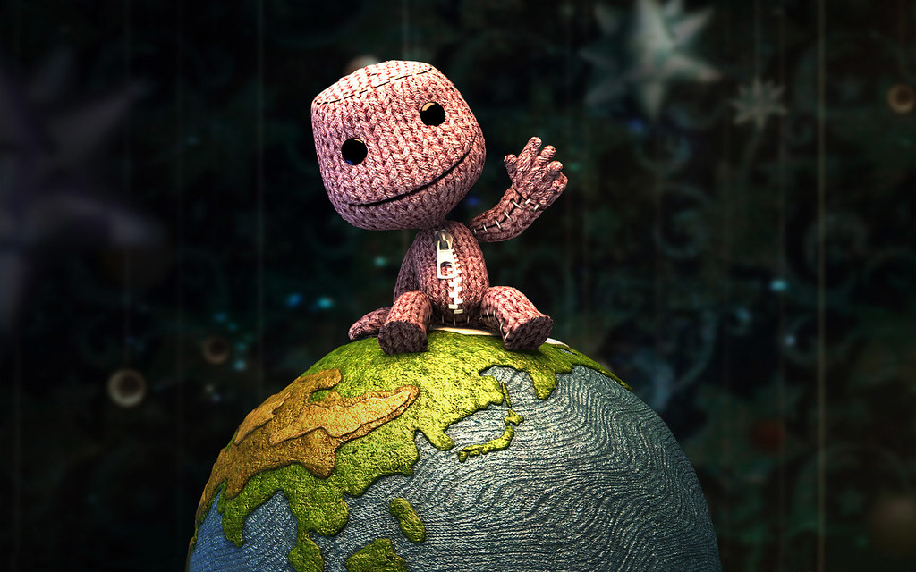 Little Big Planet - HD - Sackboy | Wallpaper em formato ...