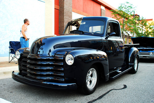 1952 Chevy Truck | What a sweet truck | Chad Horwedel | Flickr