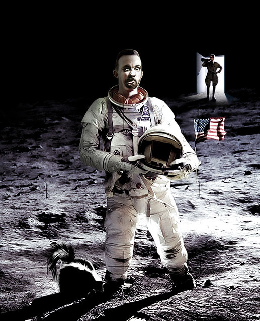 conspiracy behind 1967 moon landing - photo #14