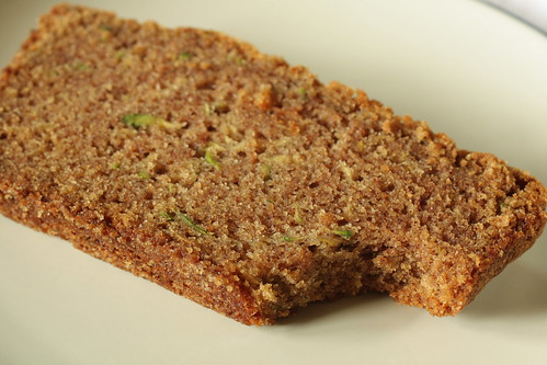 zucchini spice loaf | by Madison Bistro