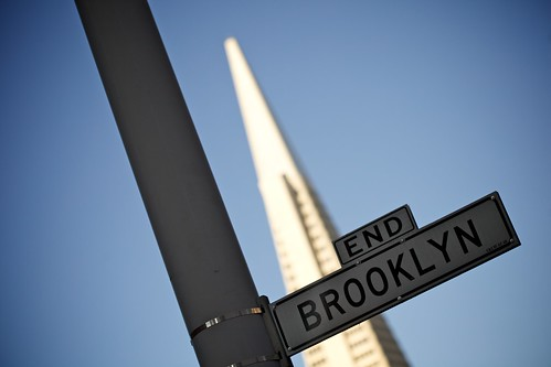 Brooklyn Ends In San Francisco | by Jeremy Brooks