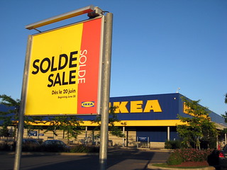 how to get to ikea montreal