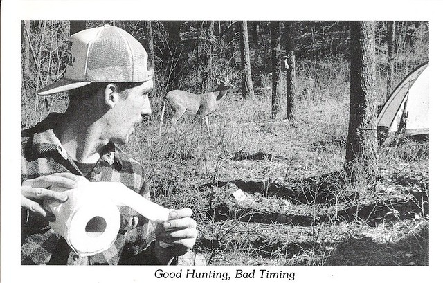 is hunting good or bad