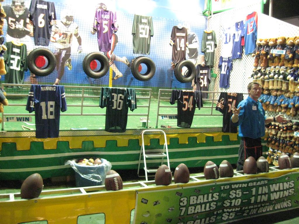 Carnival Football Game Jami Gibbs Flickr