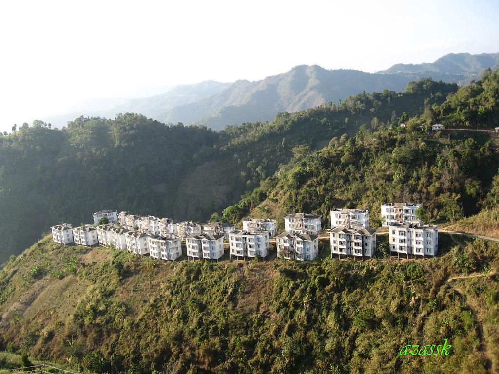 Mizoram State Referral Hospital Quarters Falkawn