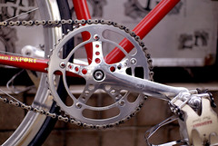 Campy Track Cranks... | by chicken strip