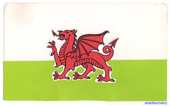 Welsh flag | by adrian, acediscovery
