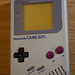 Front of the Original Gameboy