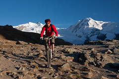 Gornergrat biking | by biologo
