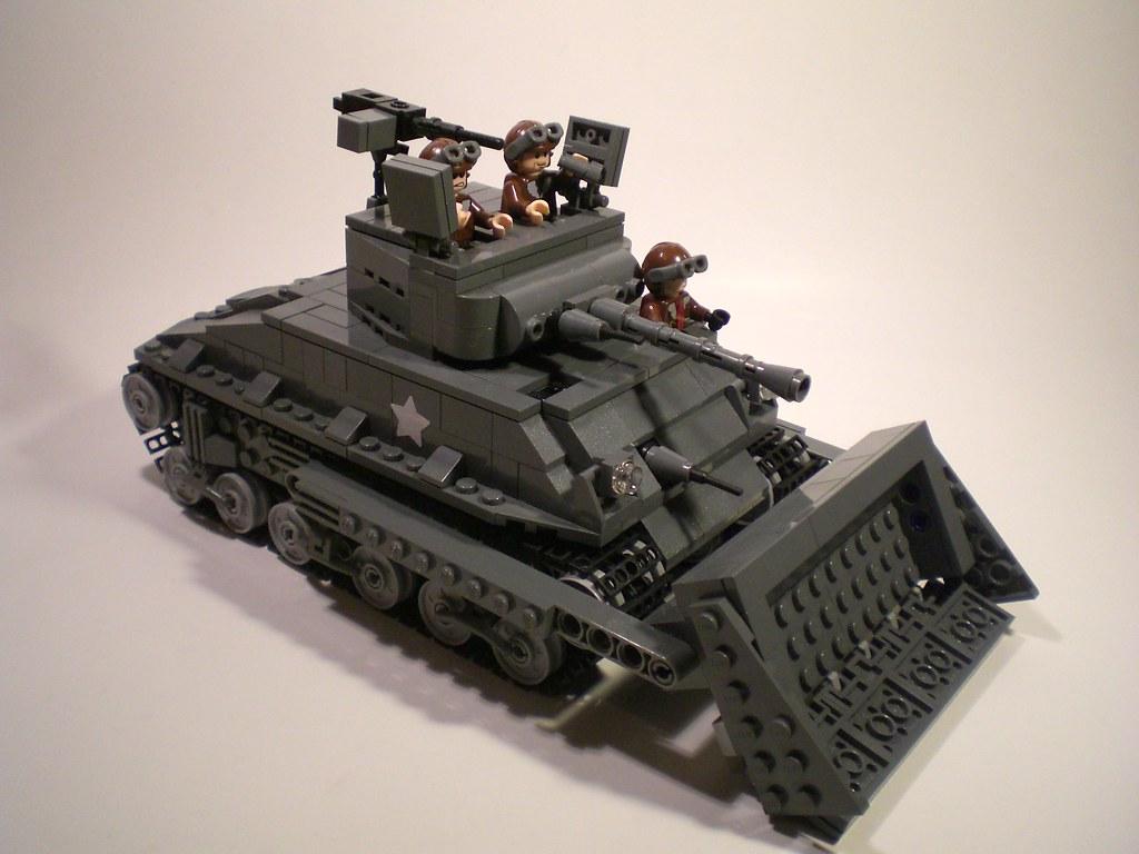 M4a3e8 Sherman Tank M4a3e8 Sherman Tank With