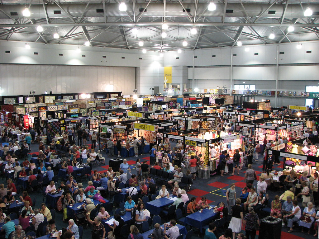 Brisbane Craft Show March