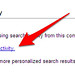 Google Personalized Results