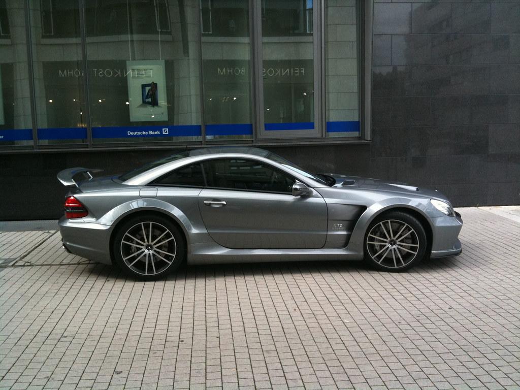 Mercedes Benz Sl 65 Amg Black Series V12 Biturbo My