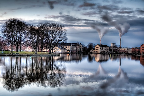 Smoke Shafts: Erected and Reflected | by henriksundholm.com