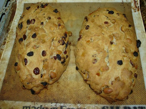 Baked Stollen | by BaronessTapuzina